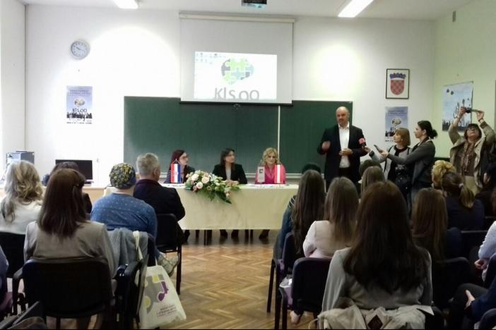 """Slavonski Brod domaćin 3. međunarodne studentske konferencije """"Kreativnost i stvaralaštvo u odgoju i obrazovanju"""""""