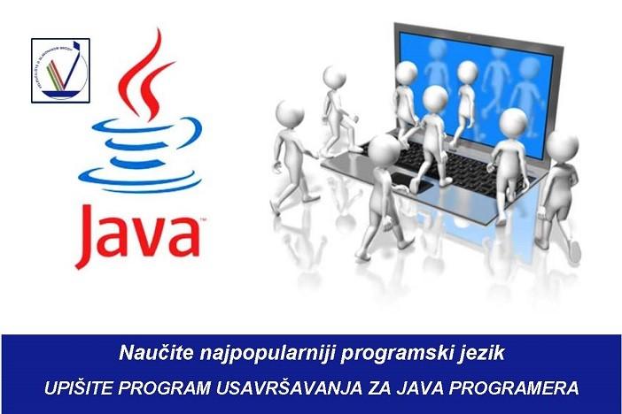 Veleučilište u Slavonskom Brodu upisuje polaznike na Program usavršavanja za poslove JAVA programera!
