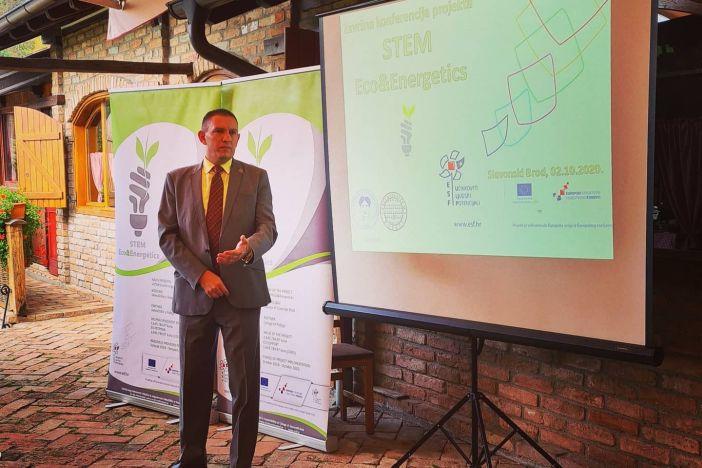 """Uspješno proveden EU projekt Sveučilišta u Slavonskom Brodu i Veleučilišta u Požegi """"STEM Eco&Energetics"""""""