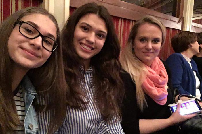 Učenice Glazbene škole na Međunarodnom natjecanju mladih glazbenika