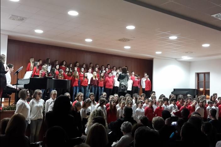 Božićni koncert Glazbene škole Slavonski Brod