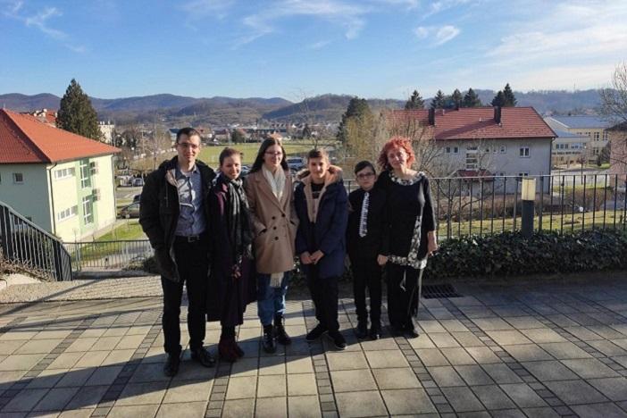 Učenicima Glazbene škole prve i druge nagrade na 'Mladom Padovcu'