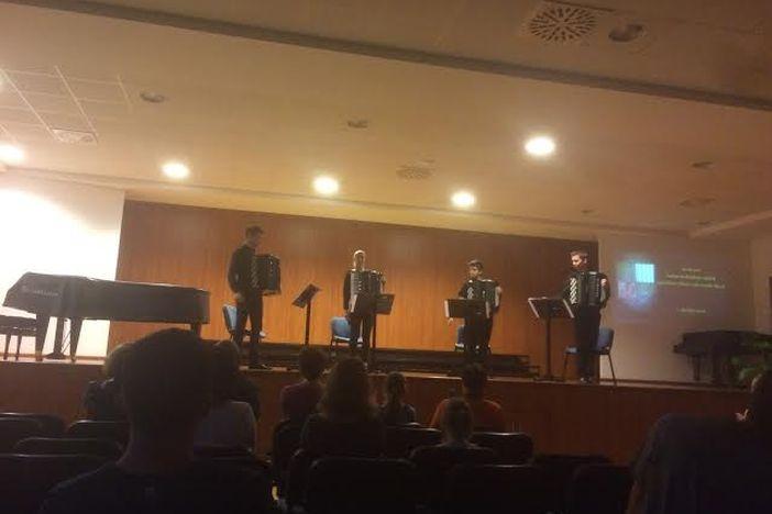 Koncert nagrađenih učenika Glazbene škole
