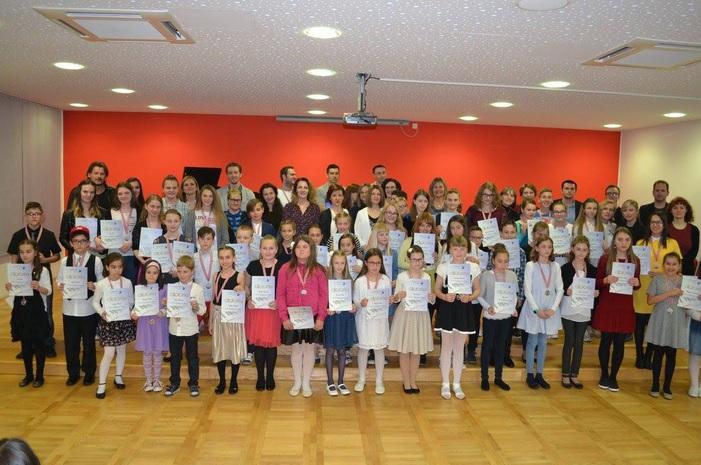 Jedna prva i dvije druge nagrade za Brođane na Virovitičkoj klavirijadi