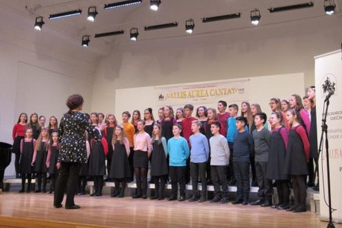 Zlatna medalja za Dječji zbor Glazbene škole