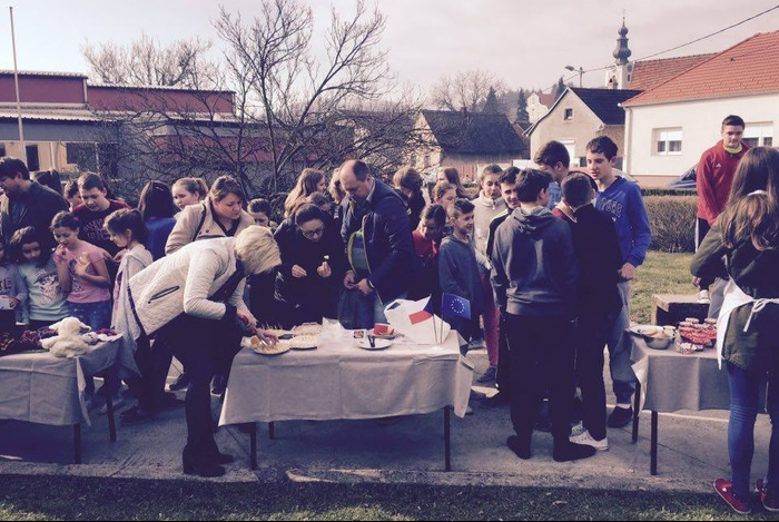 Gosti iz Europe sudjelovali u Erasmus projektu cerničke škole