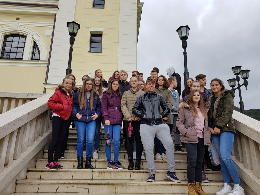 Učenici Gimnazije Matija Mesić posjetili Sarajevo i Kraljevu Sutjesku