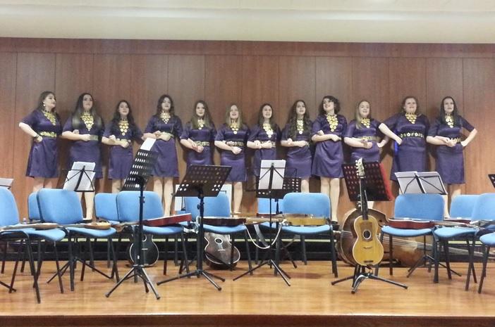 Povodom 4. obljetnice rada ŽVA Viojlice održale koncert u Glazbenoj školi