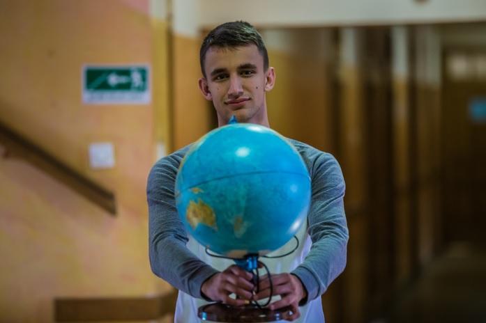Mihovil Penavić iz Klasične gimnazije fra Marijan Lanosović putuje na Olimpijadu znanja