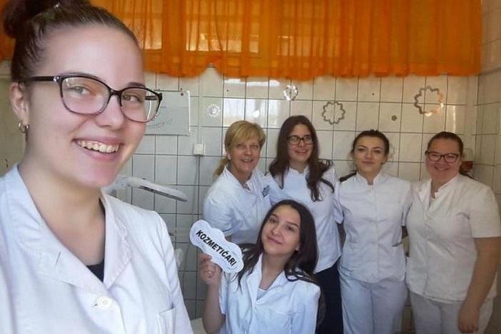 Brodska obrtnička škola nudi sve usluge kozmetičkih salona