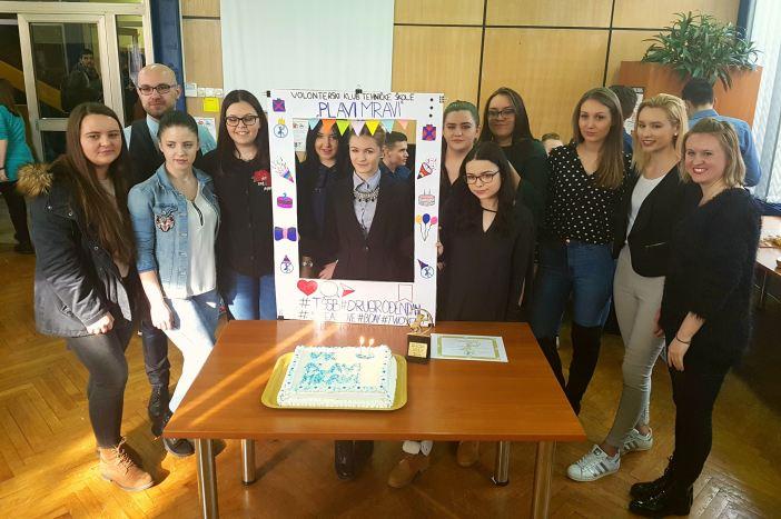 Volonterski klub Plavi mravi proslavio 2. rođendan