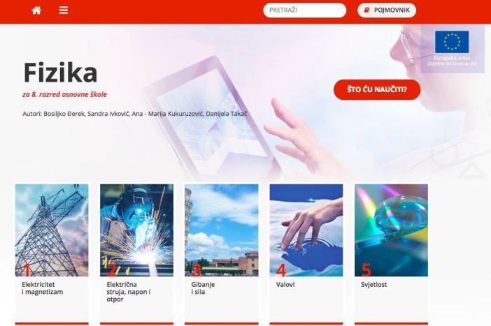 Objavljeno više od 100 modula digitalnih obrazovnih sadržaja kroz pilot projekt e-Škole