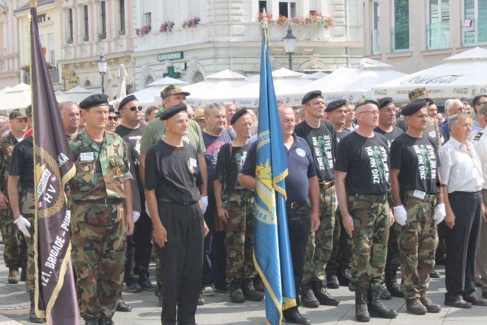 27. obljetnica ustroja 108. brigade ZNG-a RH