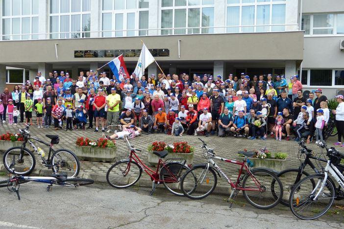 """Održana 7. biciklijada pod nazivom """"108. ide dalje"""""""