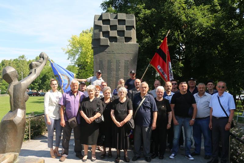 """Obilježena 26. obljetnica osnutka 3. pješačke bojne """"Kobre"""" 3. gardijske brigade ZNG"""