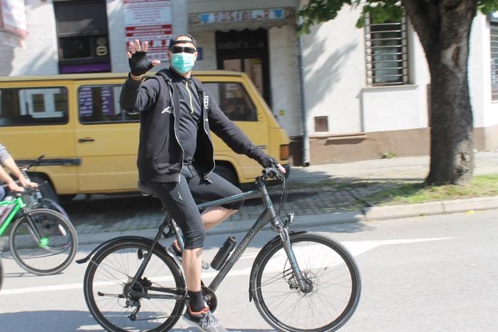 Biciklistički rekreativci odvezli još jednu biciklijadu i poslali jasnu poruku