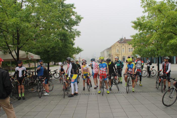 BREVETO CROATIE: Biciklistički maraton Slavonijom