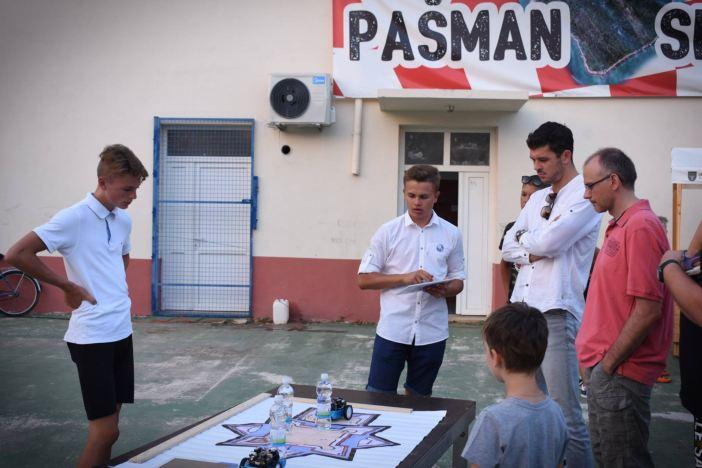 Mladi Brođanin Roko Lukenda organizirao još jedan sajam robotike na Pašmanu