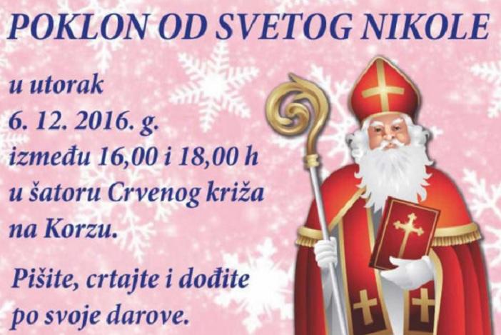 Brodski Crveni križ osigurao 3500 igračaka koje će djeci dijeliti sv. Nikola