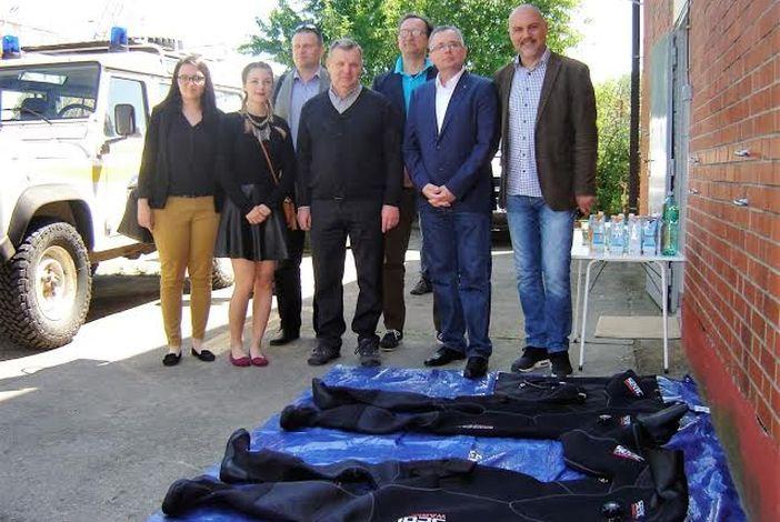 Vrijedna donacija brodskog Rotary kluba Hrvatskoj gorskoj službi spašavanja