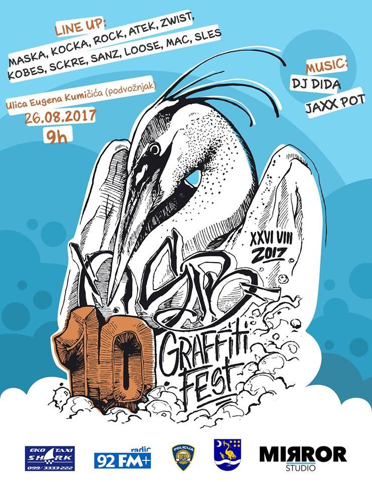 10. SB Graffiti Fest
