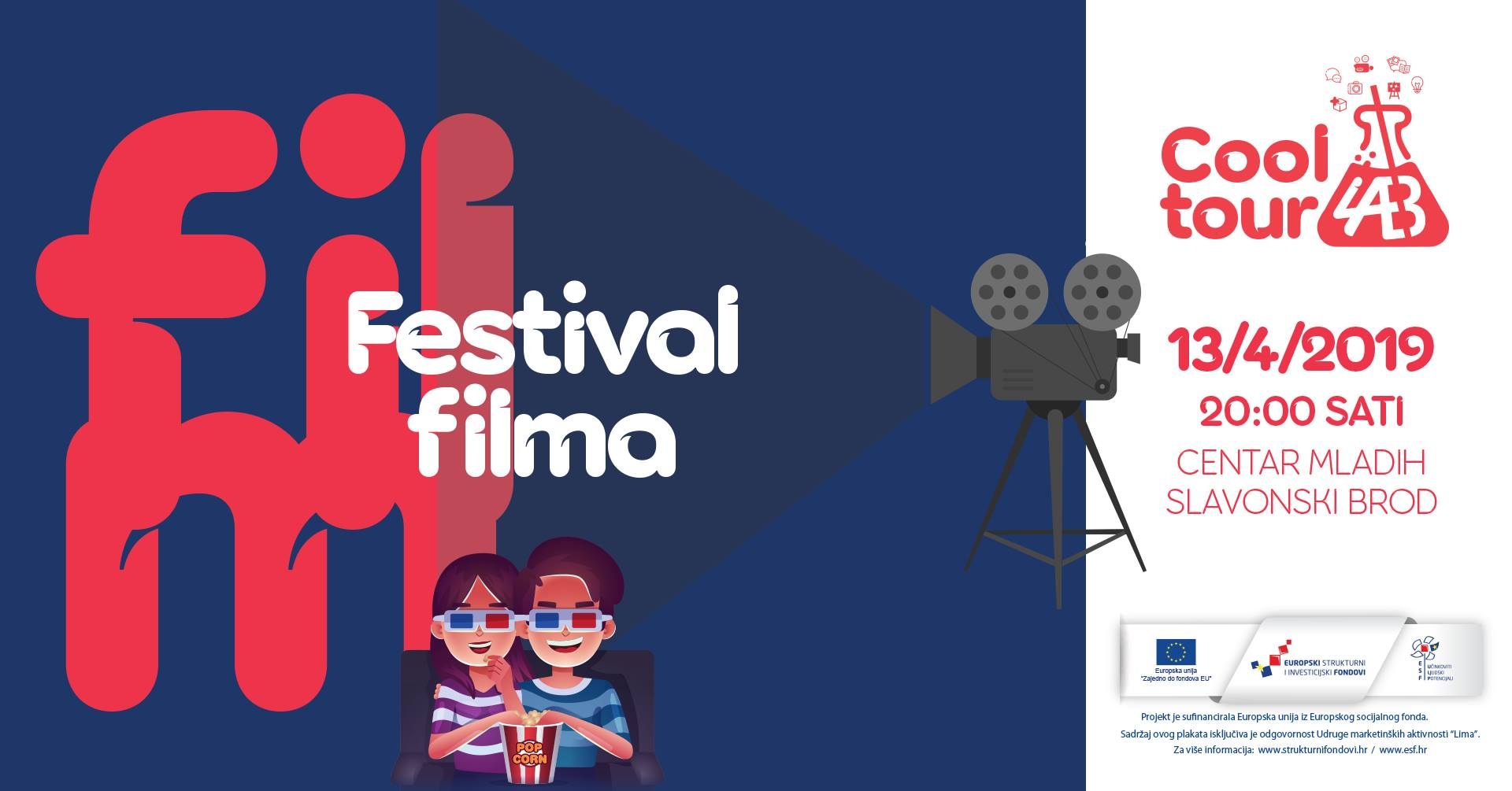 Festival Filma CoolTour Lab
