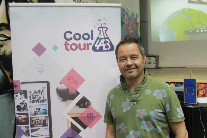 Robert Knjaz podučava brodske kreativce, kako od ideje napraviti televizijski proizvod