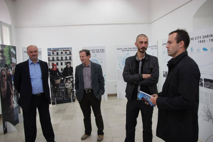"""U Likovnom salonu """"Vladimir Becić"""" otvorena izložba """"Dobar grad - Vizije grada u pokretu"""""""