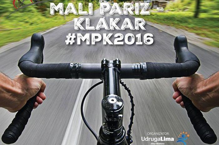 Uskoro još jedno izdanje biciklijade Mali Pariz - Klakar