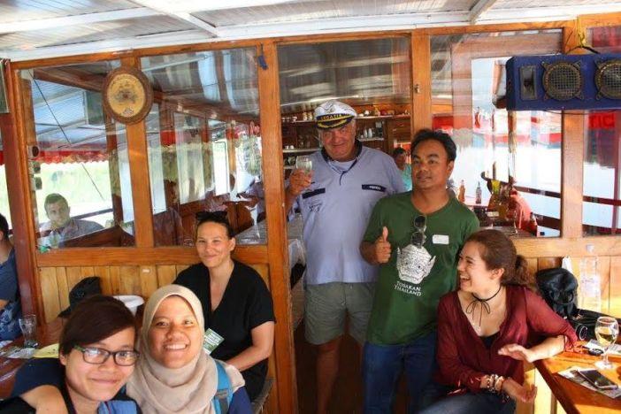 Gosti iz dalekih azijskih zemalja u Slavonskom Kobašu