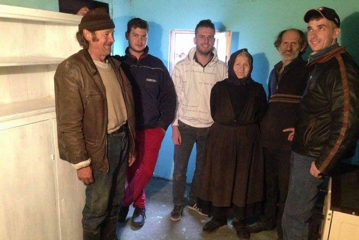 Mladi iz Kobaša obnovili kuću obitelji Nikičić