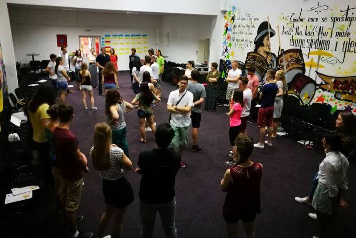 U sklopu međunarodna razmjena mladih Youth Up, 40 mladih borai u Slavonskom Brodu
