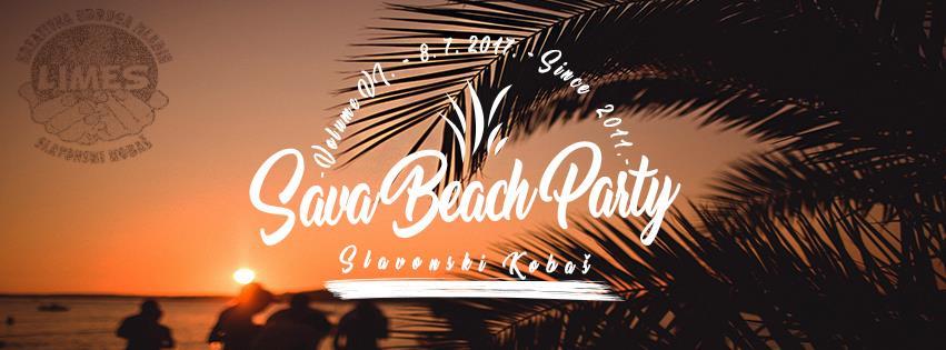 Sava Beach Party vol. 6