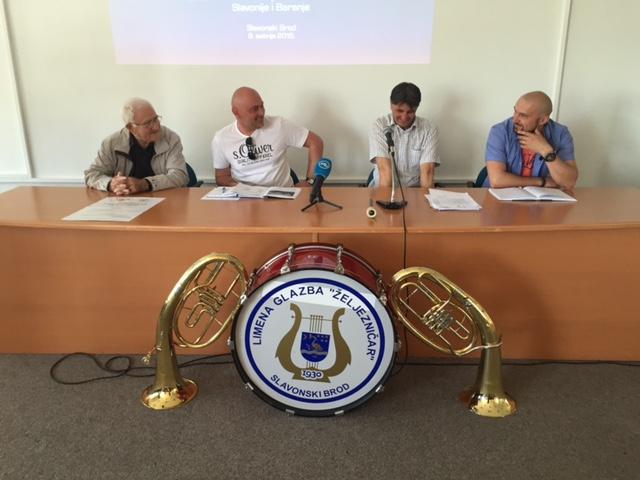 Održana redovna godišnja skupština Limene glazbe Željezničar