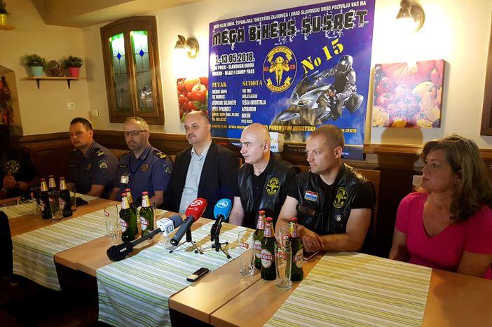 Sve je spremno za jubilarni, 15. Mega bikers susret u Slavonskom Brodu