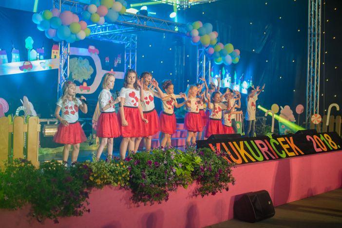 """Dječji zbor Nota nastupio na međunarodnom festivalu """"Kukuriček"""" u Đurđevcu"""