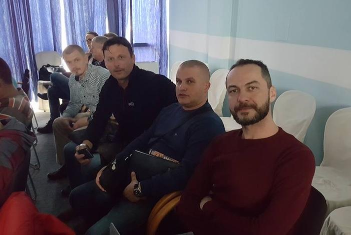 """Tri vrijedna priznanja Klubu podvodnih aktivnosti """"Marsonia"""""""