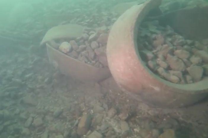 Nastavljeni zahvati na arheološkom nalazištu kod gradskog kupališta na Poloju