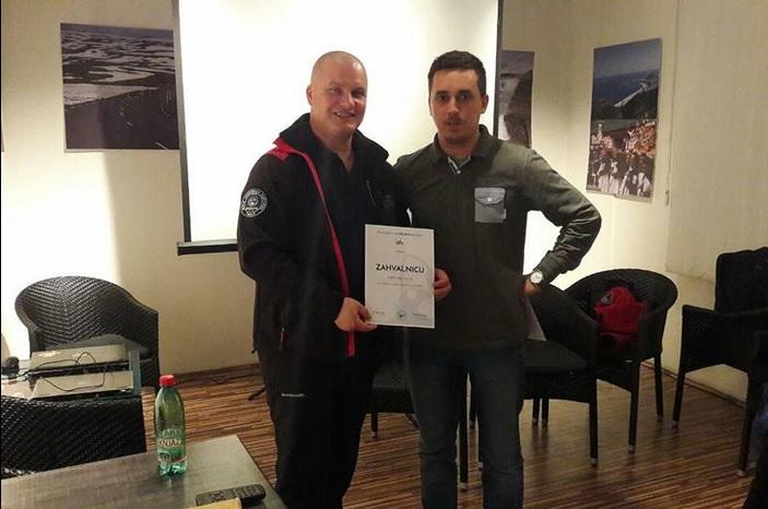 Brodski ronioci održali seminar u Beogradu