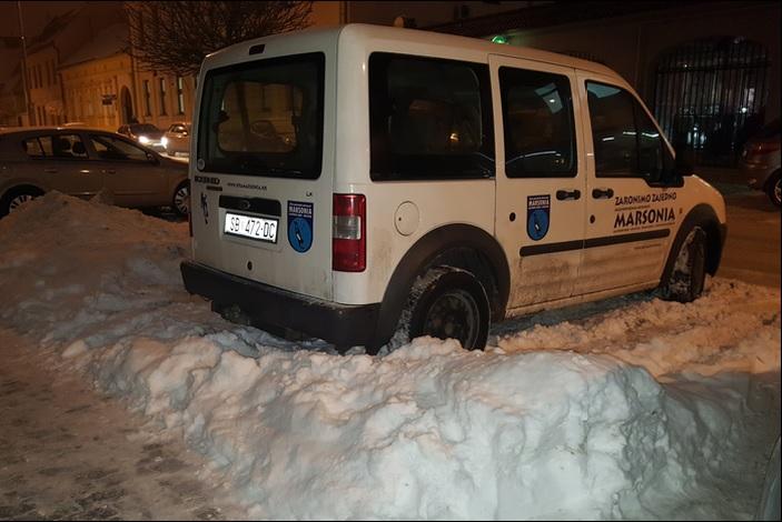 Loše iskustvo Brođana s parkiranjem u Vinkovcima