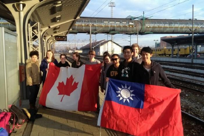 Učenici iz SAD, Kanade i Tajvana u Slavonskom Brodu