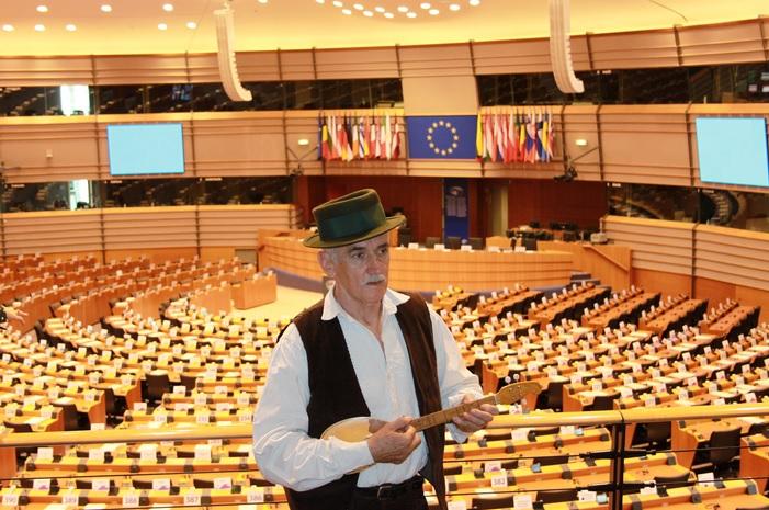 "Sikirevačka ""Sunčana čipka"" u Europskom parlamentu"