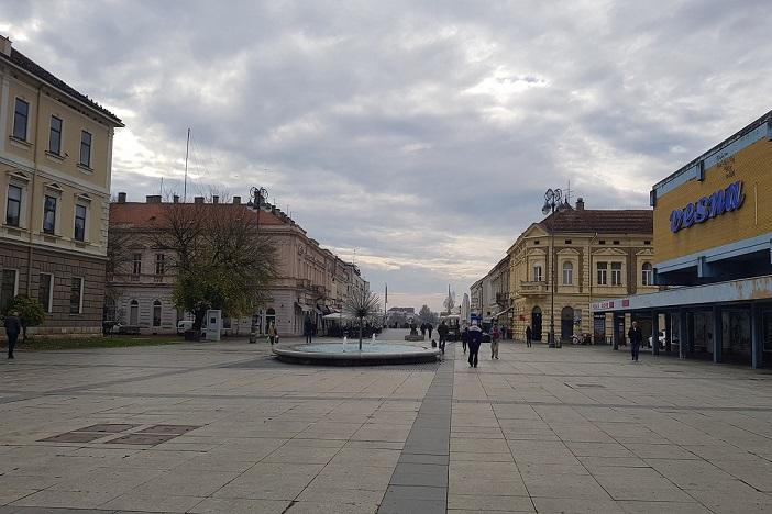 Prema podacima za 2018. godinu Slavonski Brod ima najmlađe stanovništvo