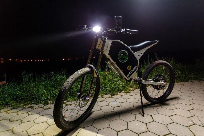 Igor Lulić – zaljubljenik u električna vozila testirao električni bicikl