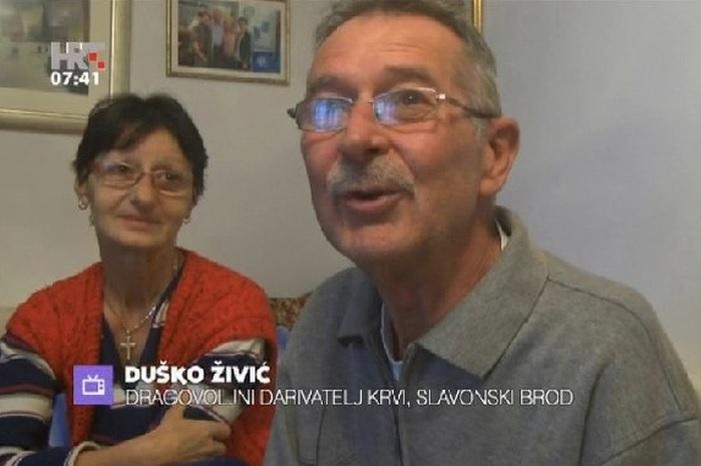 Ponos Hrvatske – Duško Živić