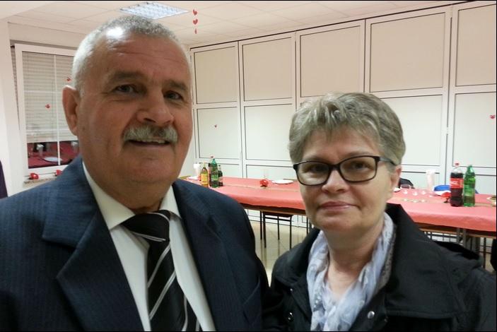 Supružnici Galetović slave 40 godina braka: 'ako je Bog na prvom mjestu, sve drugo je na svom mjestu'