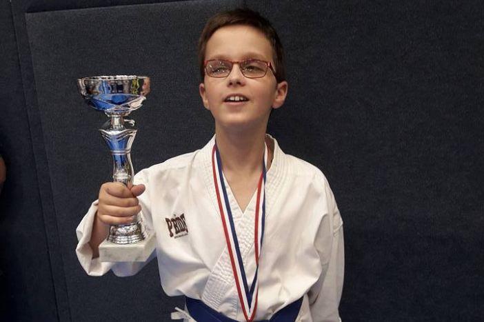 Ivan Perković – osvajač srebrne medalje u parakarateu koji rješava sve svoje prepreke