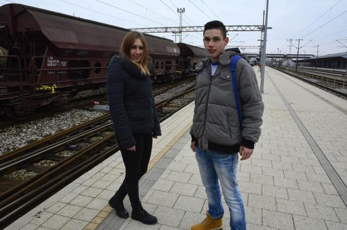PONOS HRVATSKE: Leonarda Novaković i Domagoj Kereta