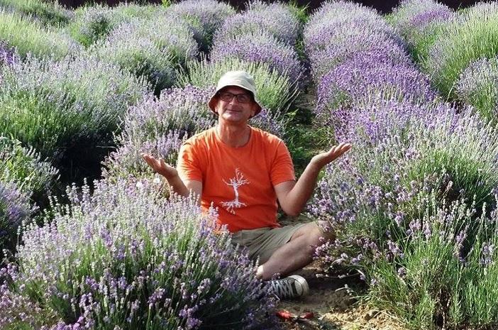 ZDRAVLJE IZ VRTA:  Brodski agronom  Vehid Ibraković osmislio projekt aromatičnih spiralnih vrtova