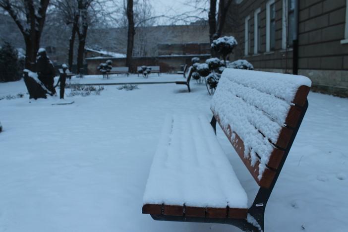 Snijeg, pa što?